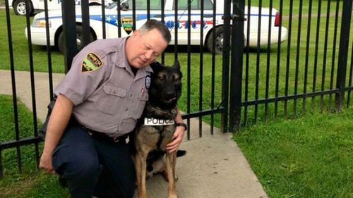 Loophole may allow retired cop to keep beloved K9 pal