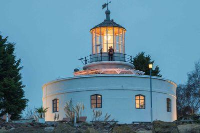 <strong>West Usk Lighthouse, United Kingdom</strong>