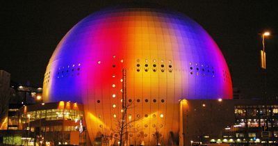 <strong>Ericsson Globe, Stockholm, Sweden</strong>