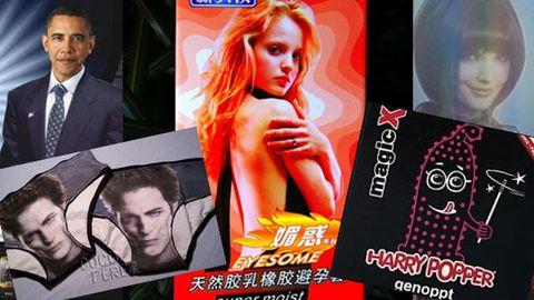 The world's dodgiest unauthorised celebrity endorsements