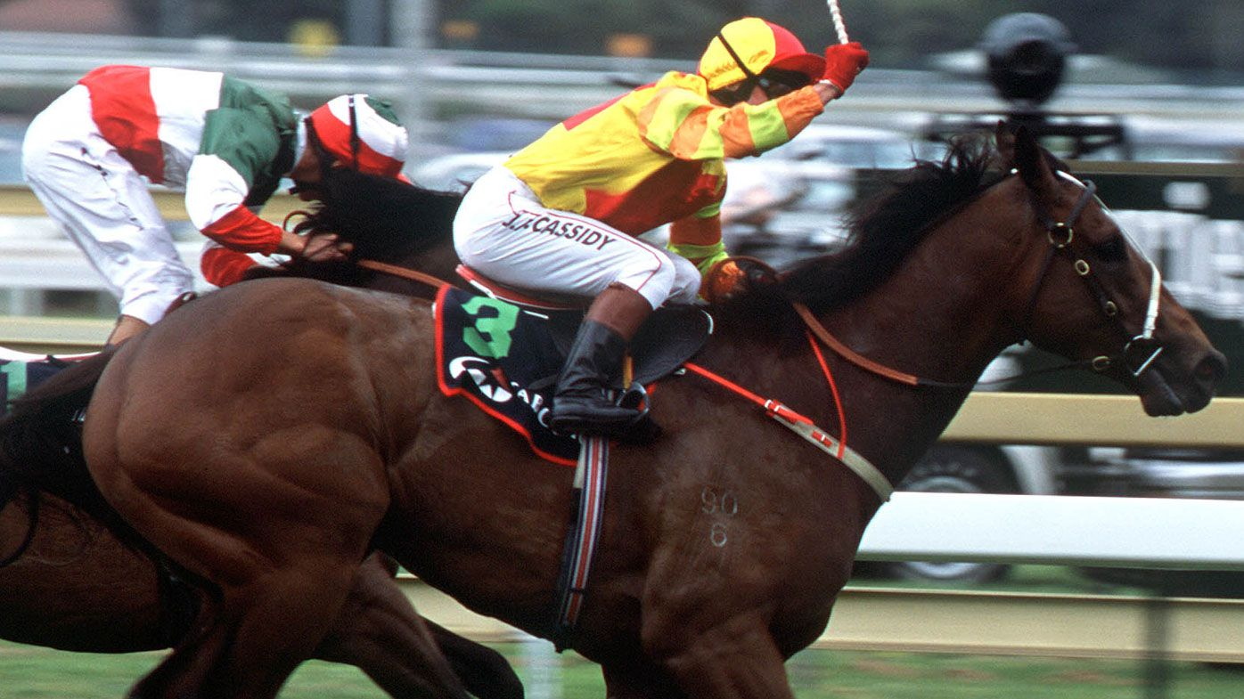 Redoute's Choice, champion Australian racing sire, dies at 22 after iconic career