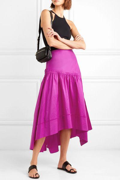 "<em><a href=""https://www.net-a-porter.com/au/en/product/1057334/31_Phillip_Lim/shirred-silk-taffeta-skirt"" target=""_blank"" title=""Style Pick-3.1 Phillip Lim Shirred Silk-Taffeta Skirt, $853.30"" draggable=""false"">Style Pick-3.1 Phillip Lim Shirred Silk-Taffeta Skirt, $853.30</a></em>"