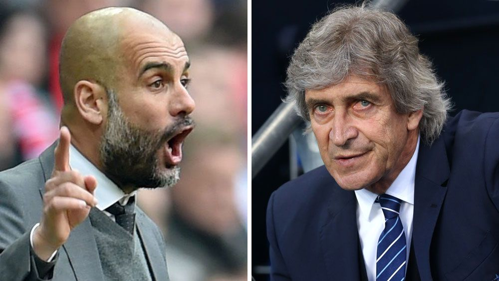 Pep talk ended City title bid: Pellegrini