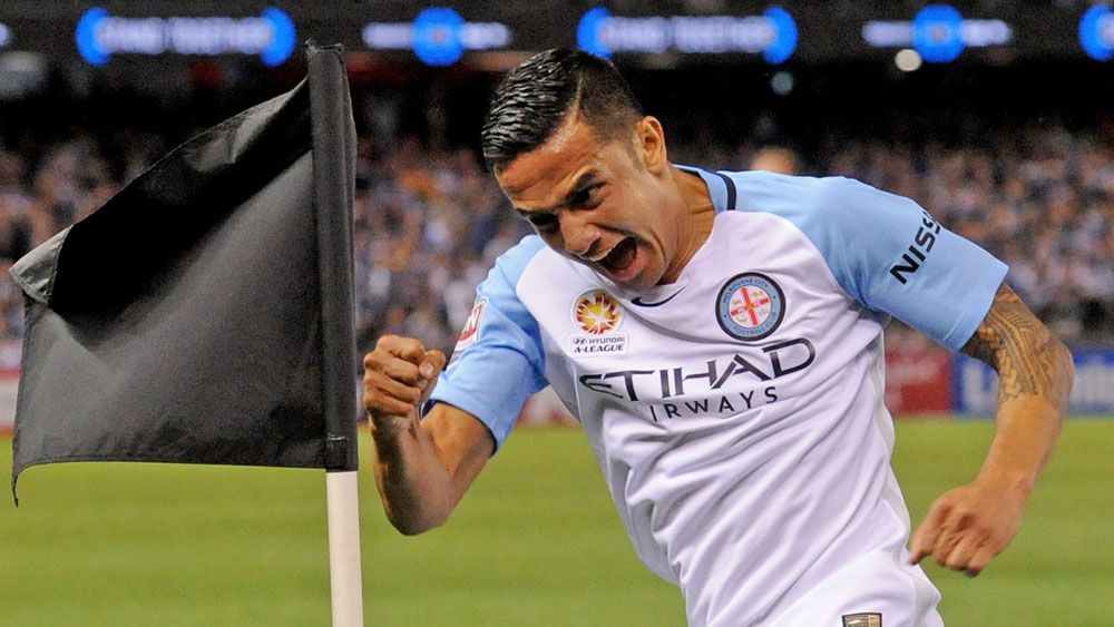 The A-League are expected to unveil their new TV deal on Tuesday. (AAP)