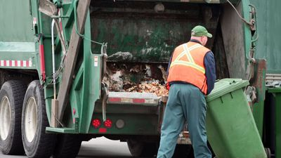 Melbourne garbage collection could switch to fortnightly pickups