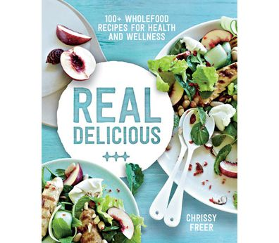 Real Delicious by Chrissy Freer