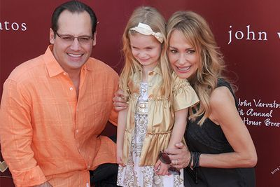 Very sadly, Russell Armstrong, husband of Beverly Hills star Taylor Armstrong was found dead of an apparent suicide in 2012. Taylor had filed for divorce earlier that year, with the couple's marital issues having been documented on the show since season one. Taylor and Russell have one daughter together, Kennedy, 5-years-old at the time.