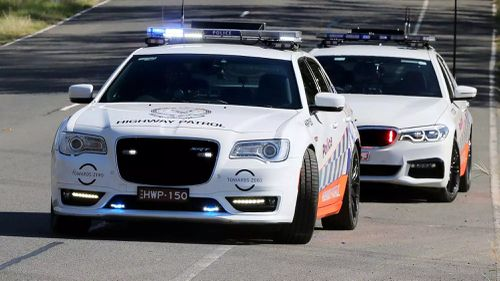 Survey respondents said a strong police presence was the best way to reduce bad behaviour on the road.
