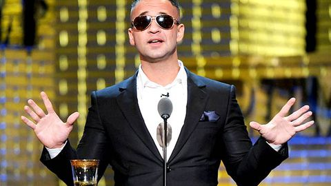 The Situation booed off stage after telling racist joke
