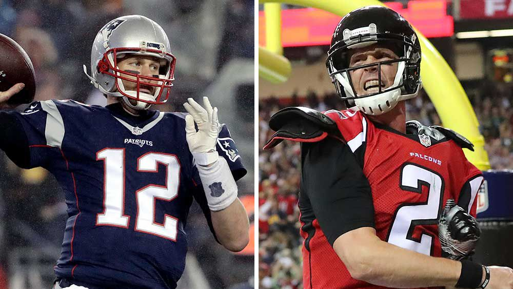 NFL: Patriots, Falcons ready for Super Bowl duel
