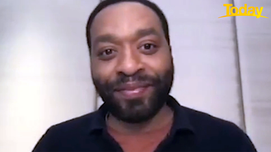 Chiwetel Ejiofor chatted to Brooke Boney about his new filmed 'Locked Down'.