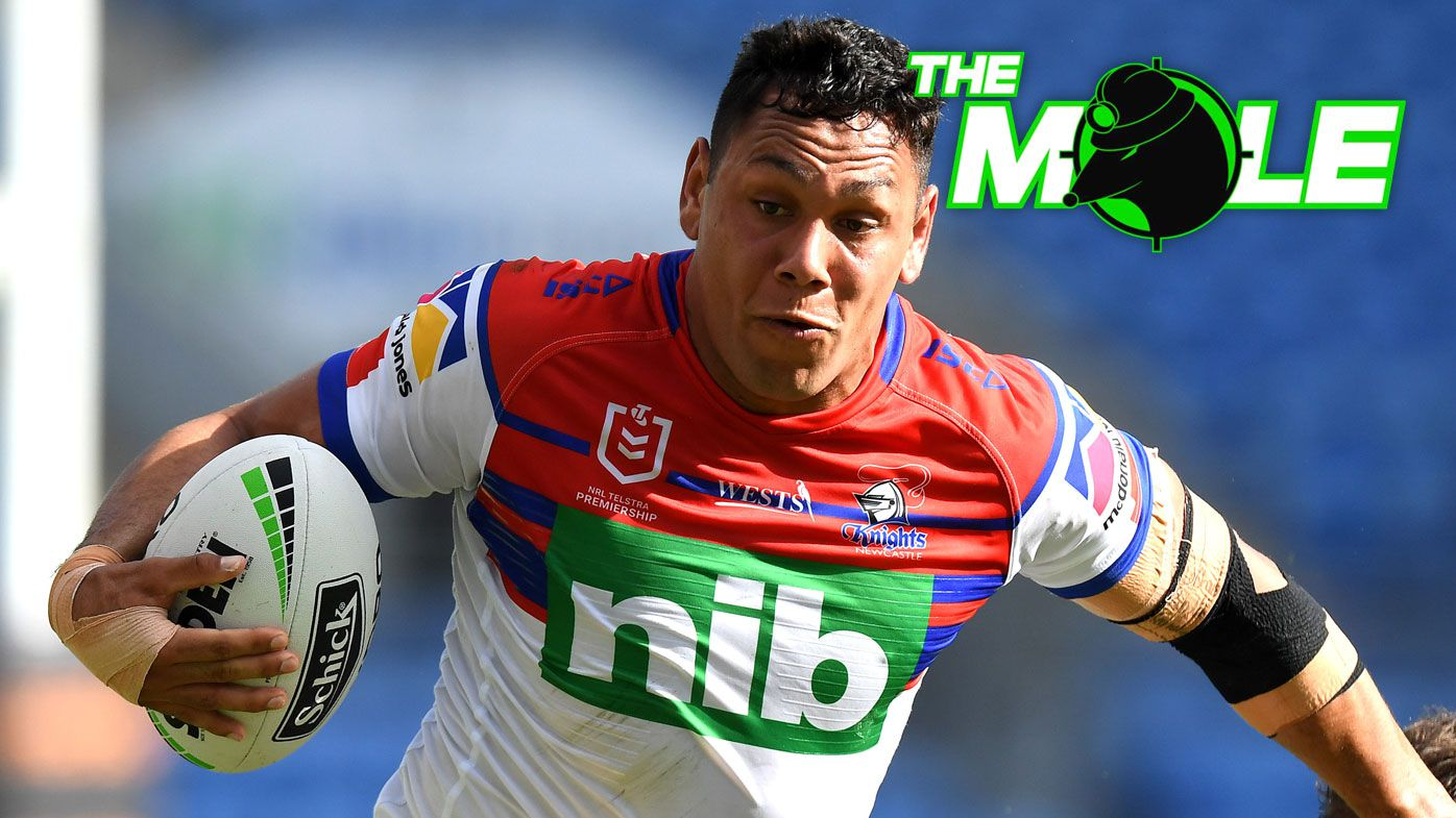 The Mole: New NRL club joins three-way battle for Jesse Ramien