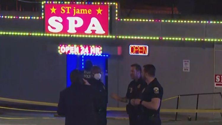 Athletes denounce Atlanta shootings, condemn anti-Asian racism
