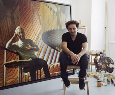 Australian artist Ralph Heimans spoke of his experience painting the duke in 2017.