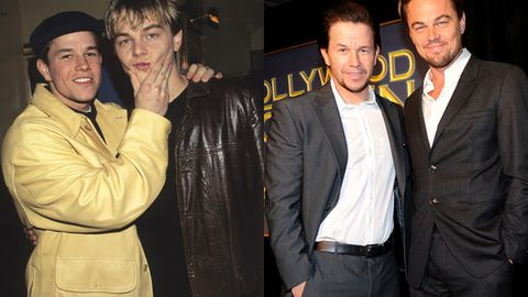 Mark Wahlberg admits to feud with Leonardo DiCaprio: 'I was a bit of a d---'