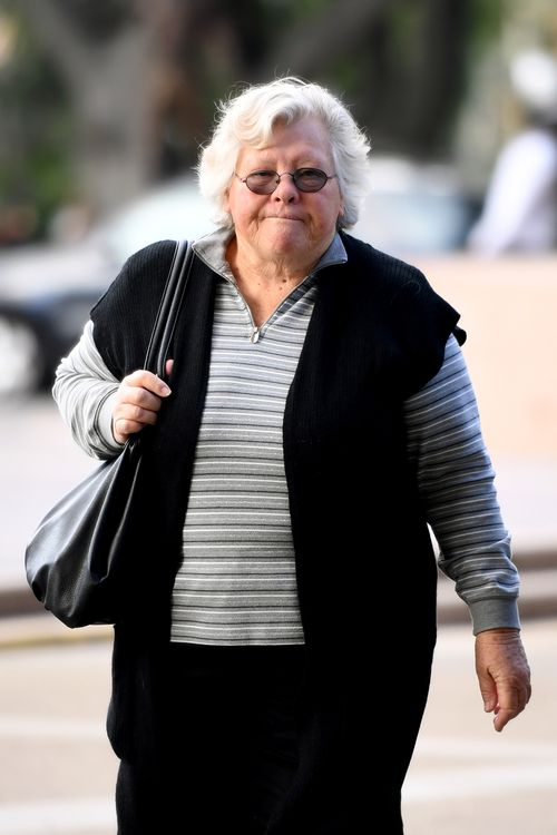 Ms Blanchard said her brother, Stephen, came with her to retrieve her daughter, Trudi, from Warwick - and was then found dead just months later. Picture: AAP.