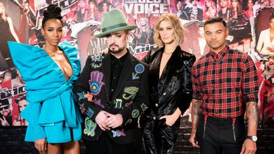 The Coaches of The Voice 2020