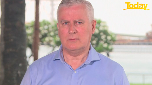 Acting Prime Minister Michael McCormack described Conservative Nationals MP George Christensen as 'a free spirit'.