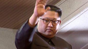 North Korean leader Kim Jong un. (EPA)