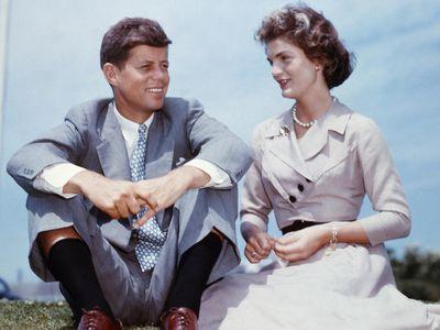 2. John F. Kennedy (1917-1953)