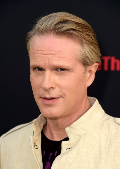 Cary Elwes, premiere, movie. red carpet