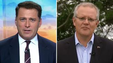 Scott Morrison defends his consideration to move the Australian embassy in Israel to Jerusalem.