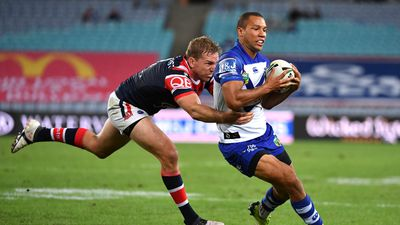 Bulldogs vs Roosters