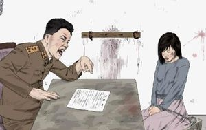 Report claims thousands of North Korean women sold into sex slavery in China