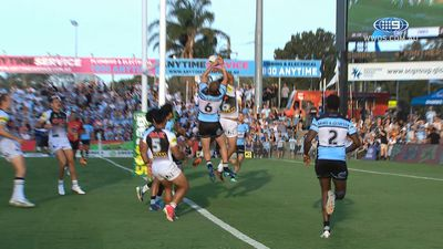 Injury-hit Sharks beat Panthers in NRL