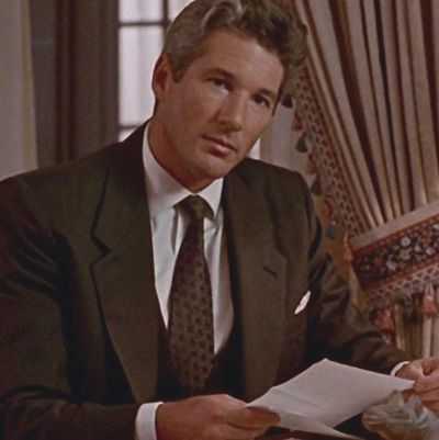 Richard Gere as Edward Lewis