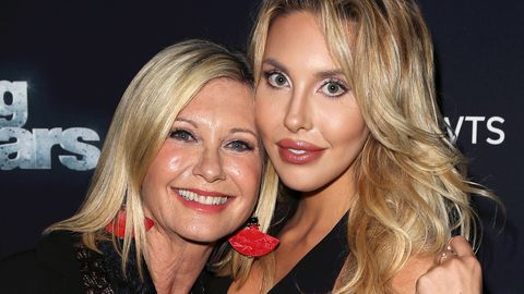 Olivia Newton John daughter Chloe Lattanzi