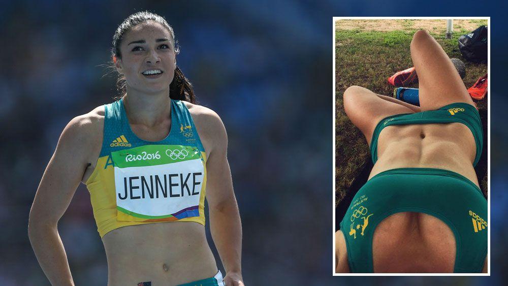 Michelle Jenneke.