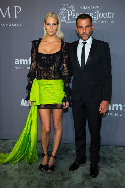 Poppy Delevingne in Dundas at the 20th Annual amfAR Gala