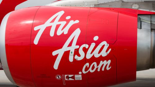 The Air Asia flight was forced to turn back to Perth Airport. (File image)