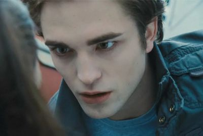 He looks pretty much the same in all the <i>Twilight</i> movies ... okay, well maybe he's hotter in <i>Breaking Dawn</i>, where we get to see a <i>lot</i> more of him!