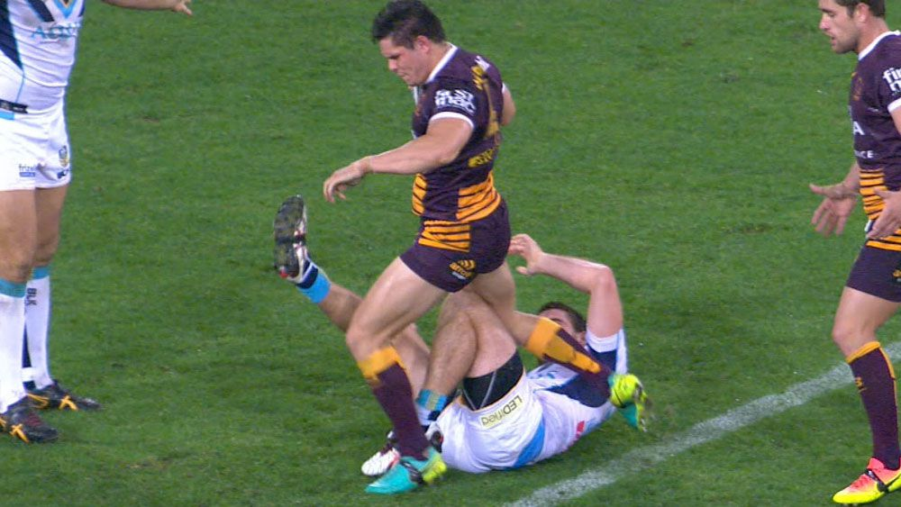 NRL: Alleged kick won't 'come under scrutiny': Bennet