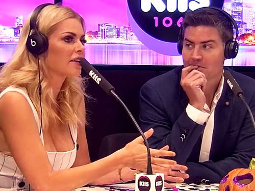 The couple on radio today.
