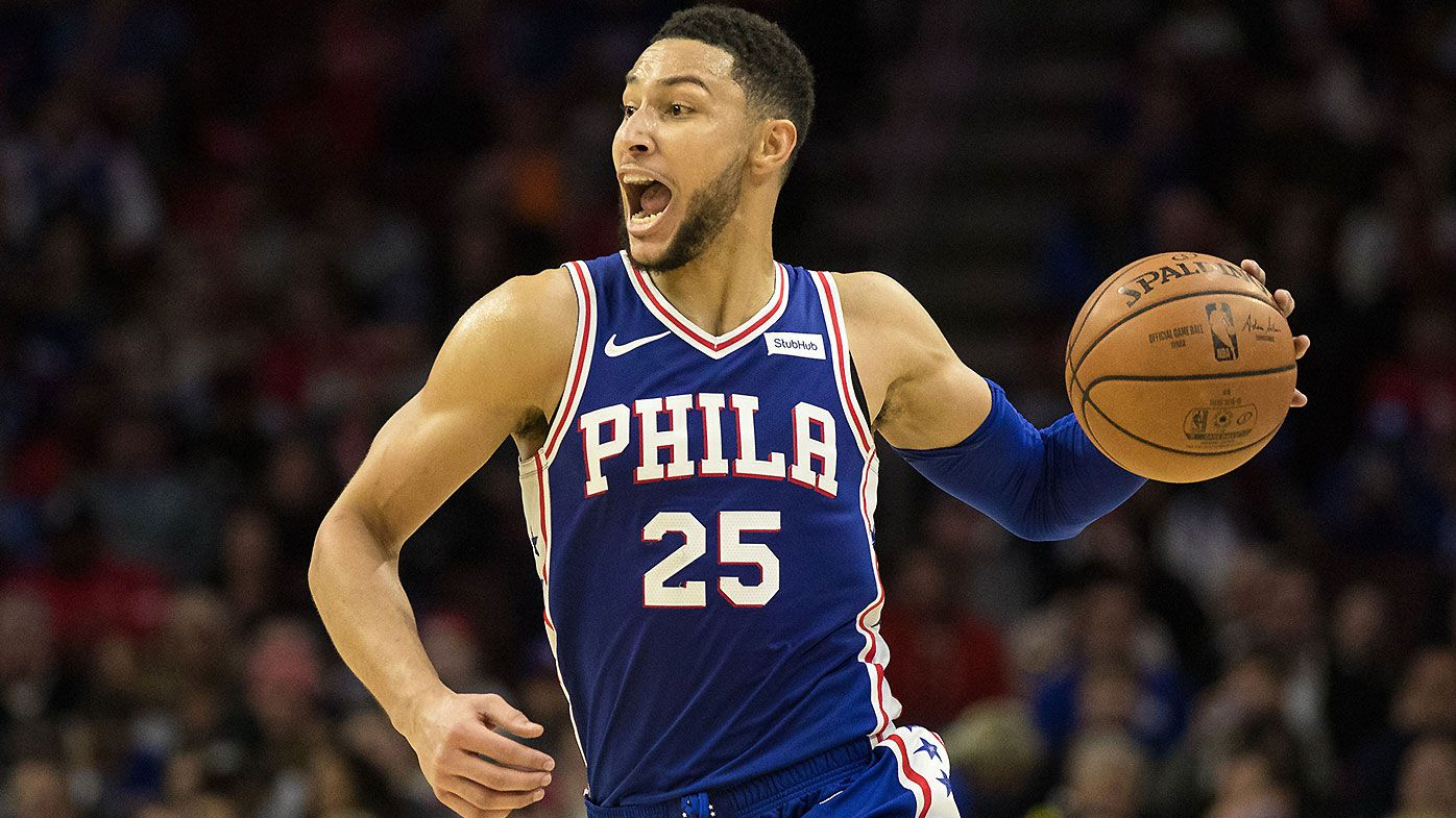 Ben Simmons paces Sixers with near triple-double in win over Hawks