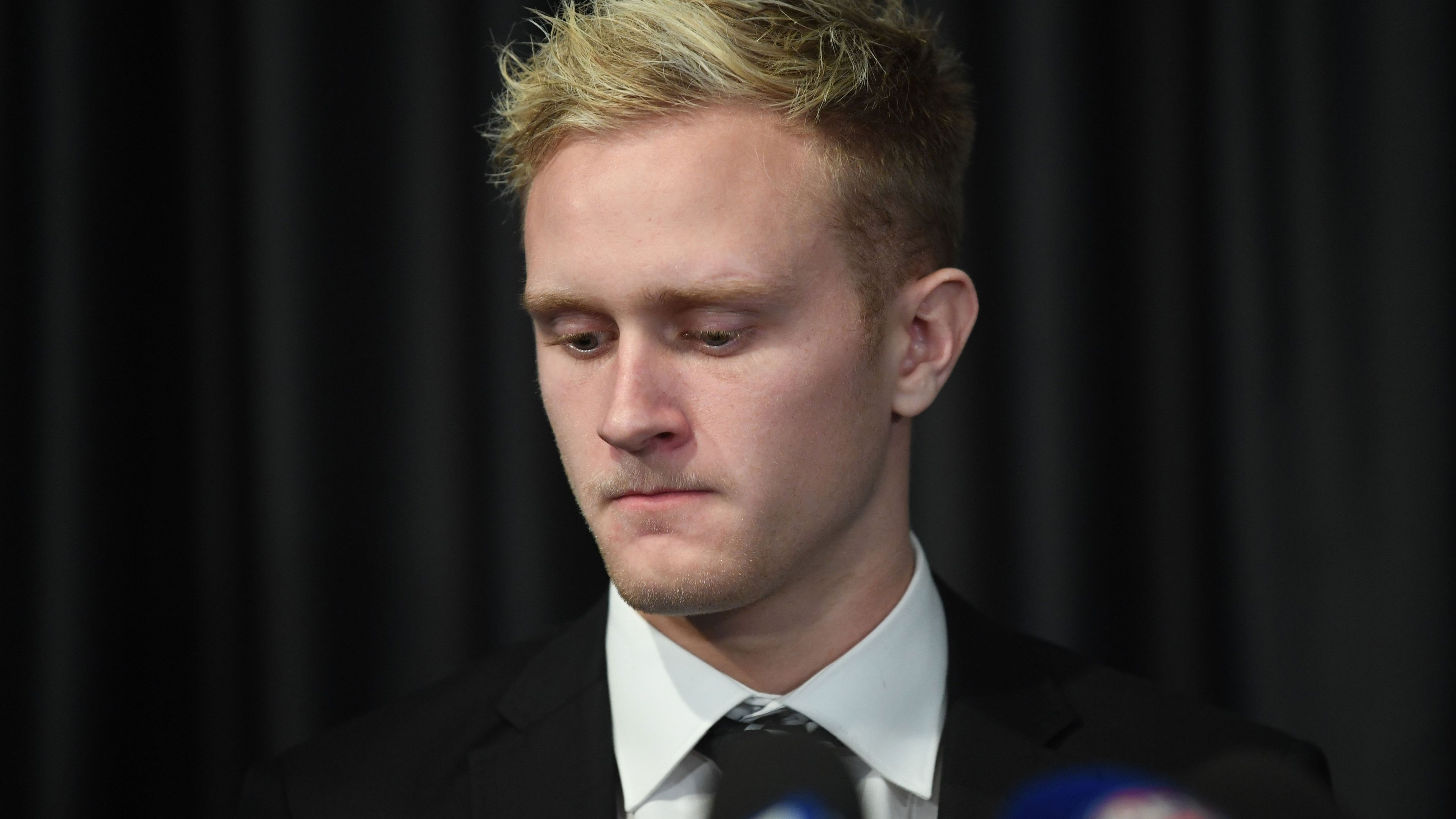 Collingwood's Jaidyn Stephenson banned 22 games, 12 suspended, over betting scandal