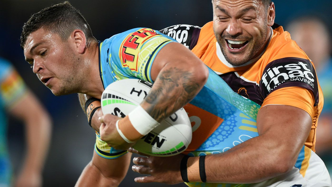 EXCLUSIVE: Why Titans are on brink of saving club, Ash Taylor pay cut can seal deal