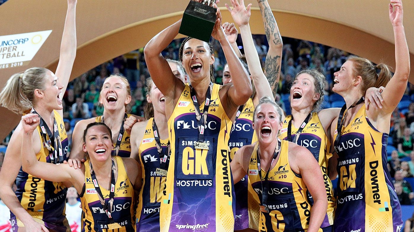 Super Netball 2019 season fixture officially announced