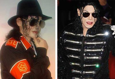 Female Michael Jackson