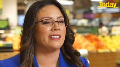 Jana Bowden revealed secret tactics supermarkets use to encourage spending.