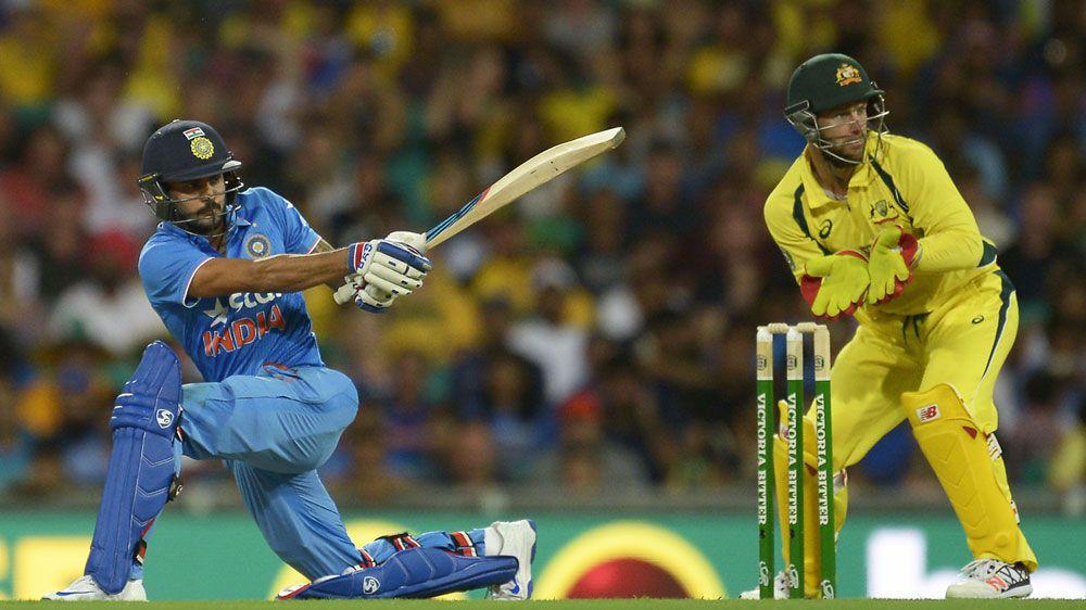 Centurion Pandey clinches Indian win in thriller