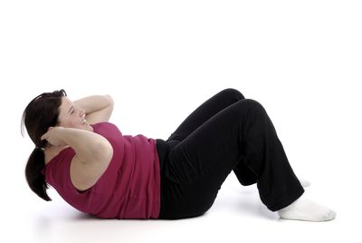 <strong>Swap sit-ups for...</strong>