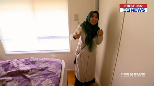 Yasemin Eriklioglu recounted the moment police raided her home.