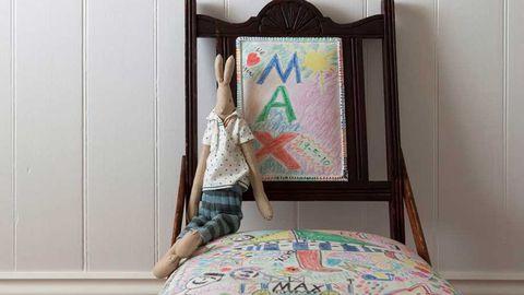 Decorator Anna Spiro's son Max's bedroom. Jason Busch Photography