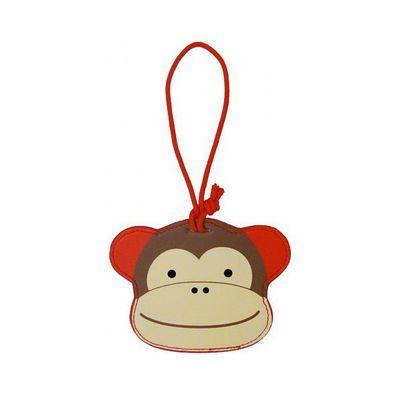 """<a href=""""https://www.sillymillymoo.com.au/bag-tags/4125-skip-hop-monkey-zoo-bag-tag.html"""" target=""""_blank"""" draggable=""""false"""">18. Skip Hop Monkey Zoo Bag Tag, $4.95.</a><br> <br> <br>"""