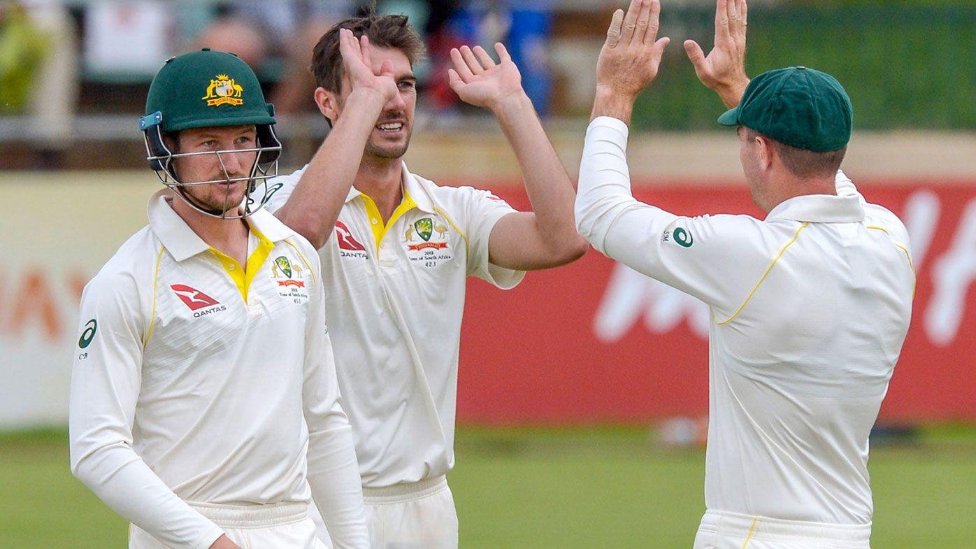 Quicks dominate in Australia tour opener