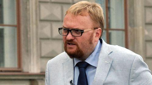 Vitaly Milonov. (Getty)